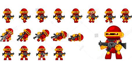 003-Game-Character-Animator