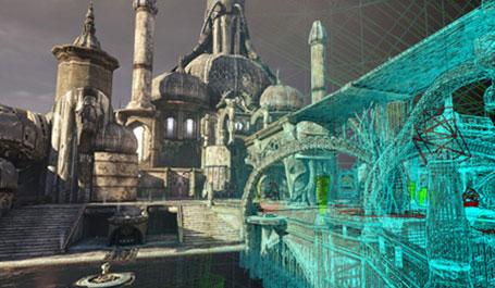 Game-LevelEnvironment-Designer